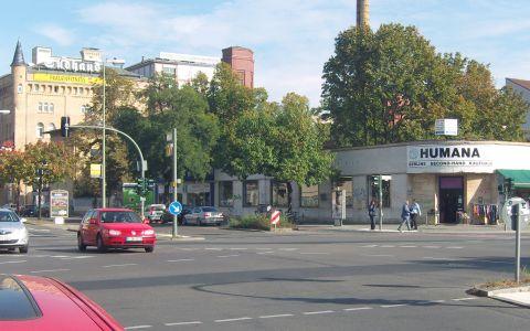 Turmstraße Ecke Stromstraße