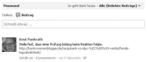 Targobank@facebook