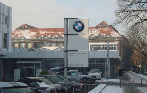 BMW Moabit Logo