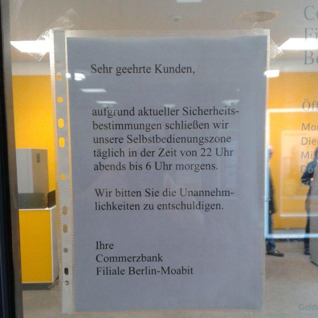 commerzbank moabit
