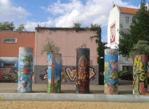 5 Säulen