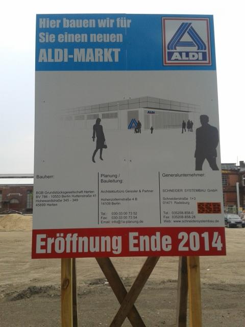 ALDI Moabit Huttenstraße