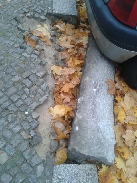 Schaden Reuchlinstraße