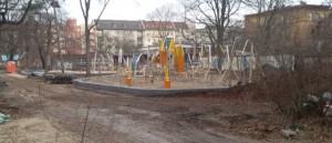 Kleiner Tiergarten Spielplatz