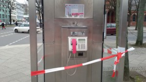 Telekom kaputt Telefonzelle