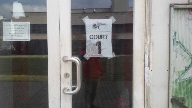 Courtnummer