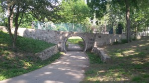 Roller8 Tunnel Brücke