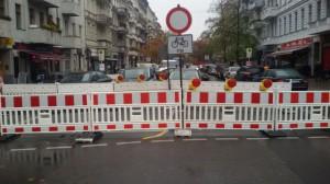 Verkehrsberuhigung